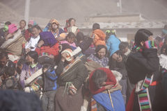Buddhism tibetano Fotografie Stock Libere da Diritti