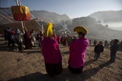 Buddhism tibetano Fotografie Stock