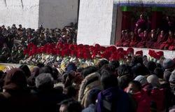 Buddhism tibetano Fotografia Stock