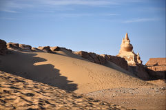 Buddhism towers Royalty Free Stock Photos