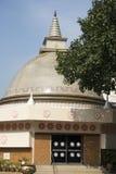 buddhismpagoda royaltyfri fotografi