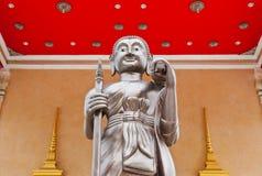 buddhismskulptur thailand Royaltyfri Foto