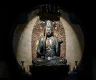 buddhismstaty Arkivfoto
