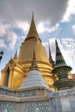 buddhismtempel Arkivbilder