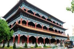 buddhismtempel Arkivfoton