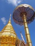 Buddhismus-Tempel Stockbild