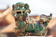 Buddhismusskulptur Stockfotos