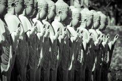 Buddhismusstatuen Stockbilder