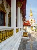 Buddhismustempel stockbild