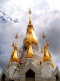 Buddhist  architecture 06 Royalty Free Stock Photos