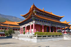 Buddhist architecture Royalty Free Stock Photography