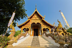 Buddhist Architecture Royalty Free Stock Photo