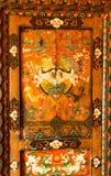Buddhist art background Royalty Free Stock Photo