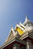 The Buddhist art building. Stock Photos