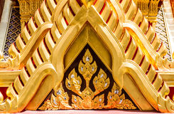 Buddhist art detail Stock Photo