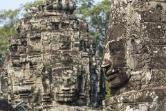 Angkor Wat Buddhist Temple royalty free stock image