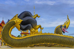 Buddhist art. In thailand temple royalty free stock photos