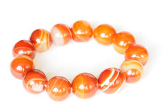 Buddhist beads Stock Photos