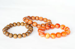 Buddhist beads Royalty Free Stock Image