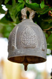 Buddhist bell Royalty Free Stock Photos