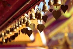Buddhist bells Royalty Free Stock Image