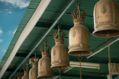 Buddhist bells. Stock Photos