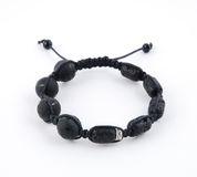 Buddhist bracelet shamballa Royalty Free Stock Photography