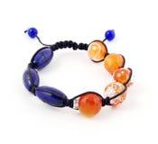 Buddhist bracelet shamballa Stock Image