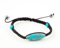 Buddhist bracelet shamballa Stock Photos