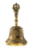 Buddhist bronze bell Royalty Free Stock Photography