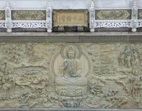 Buddhist carving Stock Photos
