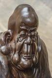 Buddhist carvings Lohan Photos Stock Photography