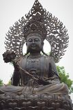 Buddhist china in the temples Stock Images