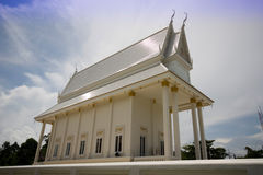 Buddhist church Stock Images