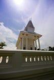 Buddhist church Royalty Free Stock Image