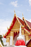 Buddhist Church Stock Photography