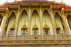 The Buddhist Church Royalty Free Stock Photography