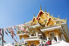 Buddhist Church Stock Photography