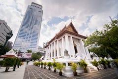 Buddhist church in Bangkok, Thailand, July 4,2020