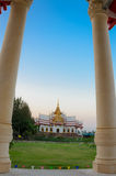 Buddhist Church Royalty Free Stock Photography