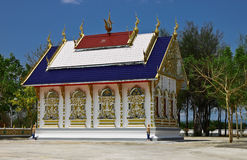 Buddhist church in Wat Sam Ngao,Tak,Thailand Stock Photos
