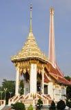Buddhist Crematorium Stock Photo