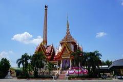 Buddhist crematorium Royalty Free Stock Image