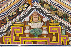 BUddhist decoration Royalty Free Stock Image