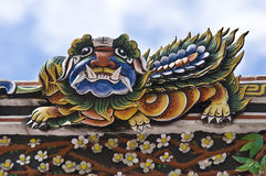 BUddhist decoration Stock Photography
