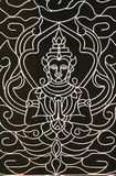 Buddhist Design Stock Images
