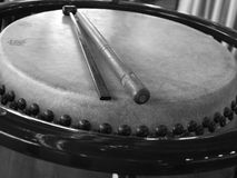 Buddhist Drum Royalty Free Stock Images
