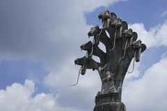 Buddhist Figurine stock image
