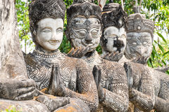 Buddhist Figurine Thailand Stock Images