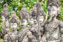 Buddhist Figurine Thailand Stock Photography